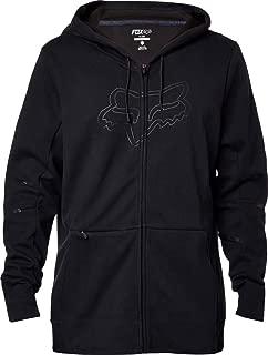 Fox Racing Mens Flexair Fade Fleece Hoody Zip Sweatshirt