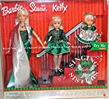Barbie Holiday Singing Sisters Stacie Kelly Dolls Sing Deck The Halls (2000)