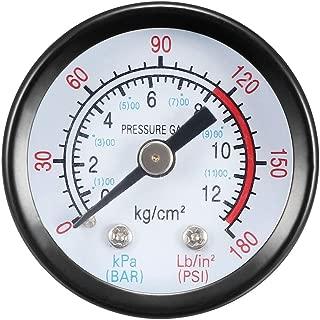 sourcing map indicador de presión, pantalla de dial de 1.4