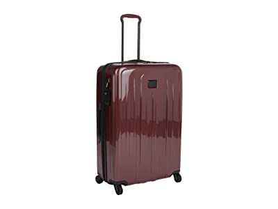 Tumi V4 Extended Trip Expandable 4 Wheeled Packing Case (Cordovan) Luggage