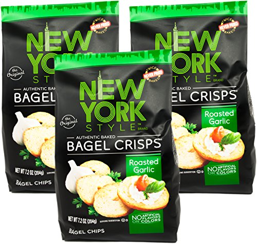 Garlic Bagel Chips