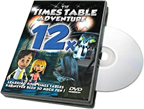 Times Table Adventure 12X Table : The Final Encounter