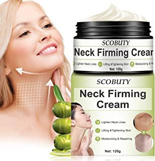 Neck Firming Cream,Neck Tightening Cream,Neck Cream,Neck Moisturizer Cream,Anti Wrinkle Anti Aging Neck Lifting Cream for ...