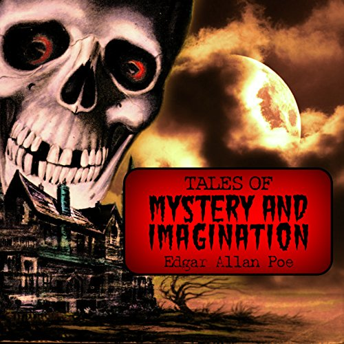 Tales of Mystery & Imagination cover art
