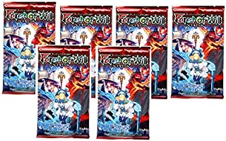 6 (Six) Packs of Force of Will Curse of the Frozen Casket Boosters (6 Pack Lot)