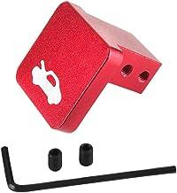 Sraeriot Auto Motor Cover Lock Hood Release Latch Handgreep Compatibel Met Civic 96-2011 Rood, Motorblok En Onderdelen
