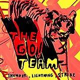 Thunder Lightning Strike/Vinyle Couleur