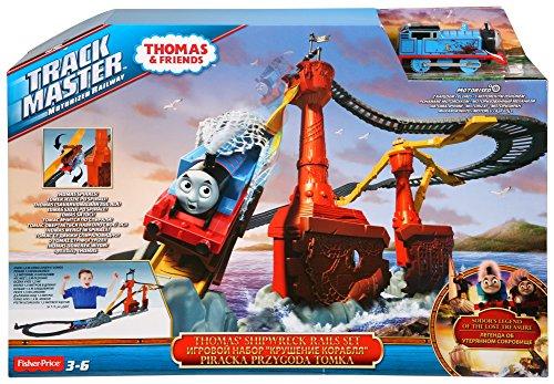 Thomas & Friends - El Rescate del naufragio...