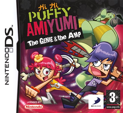 Puffy Ami Yumi 2 : The genie and the amp