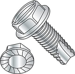 The Hillman Group 81448 10-32 x 1//2-Inch HWH Slotted F Thread Cutting Screw 100-Pack