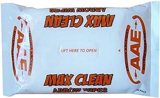 AAE Max Clean Arrow Wipes 10 pk.