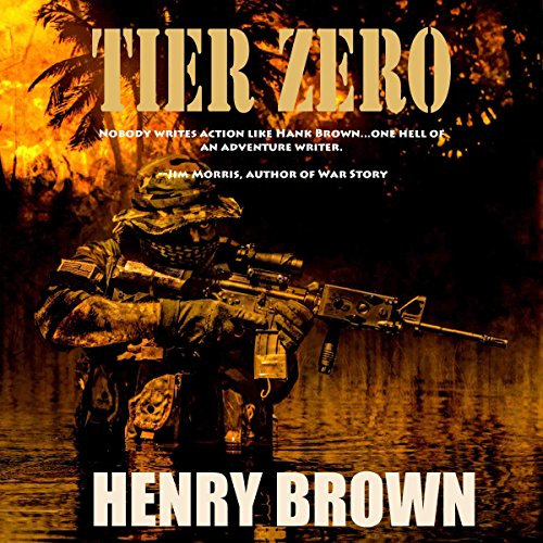 Tier Zero audiobook cover art
