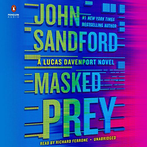 Couverture de Masked Prey