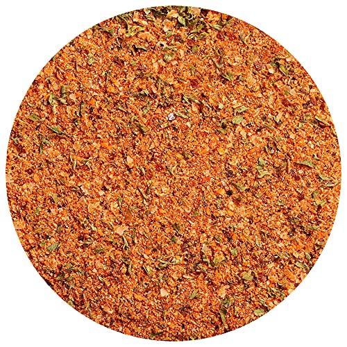 The Spice Lab Spicy Fish & Seafood Rub Seasoning - Cajun...