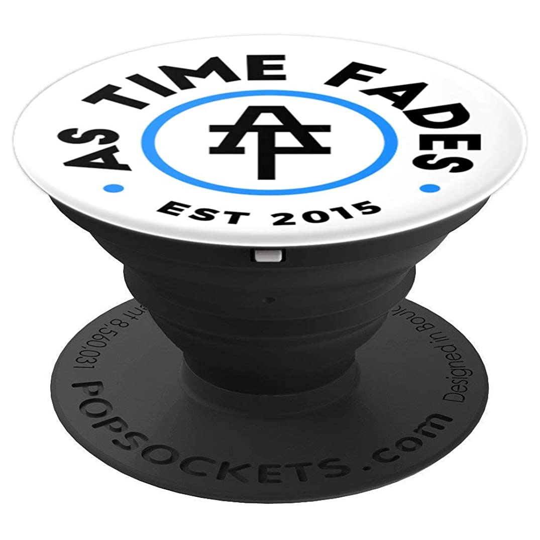 As Time Fades Cleveland Ohio Band Logo - PopSockets Grip and Stand for Phones and Tablets