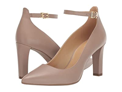 MICHAEL Michael Kors Mila Flex Ankle Strap (Truffle) Women