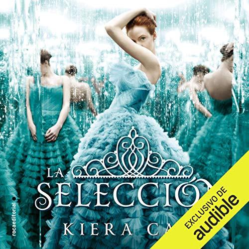 Diseño de la portada del título La selección
