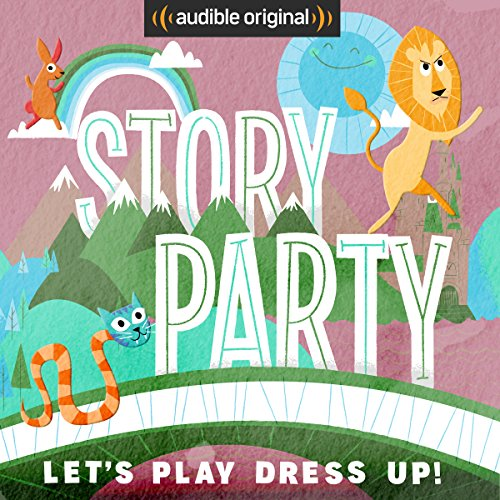Story Party: Let's Play Dress Up! cover art