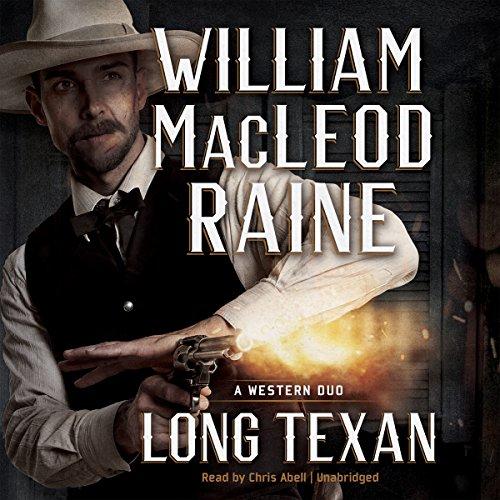 Long Texan audiobook cover art
