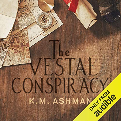 Couverture de The Vestal Conspiracy