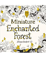 Miniature Enchanted Forest (Colouring Books)