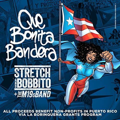 Stretch and Bobbito & The M19s Band feat. Eddie Palmieri, Danny Rivera, Jeimy Osorio, Mireya Ramos & Chamir Bonano