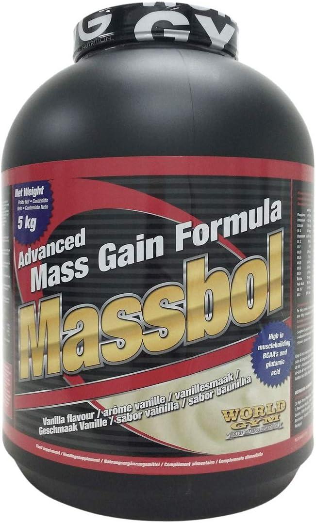 World Gym MASSBOL - fresa - 5kg