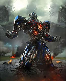 Transformers Jigsaw Puzzle 500/1000/1500 Pieces Cartoon Anime Painting Puzzles Toys Games for Adults Kids Christmas Birthday Gifts (Color : D, Size : 1000pc)