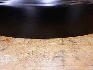 "NickHouse LIUDA 2"" x20' ft Vinyl Outdoor Patio Lawn Furniture Repair Strap Strapping Matte Finish (Black) + 20 Rivets!"