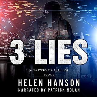 3 Lies audiobook cover art