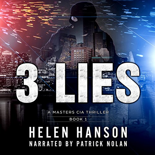 3 Lies audiobook cover art