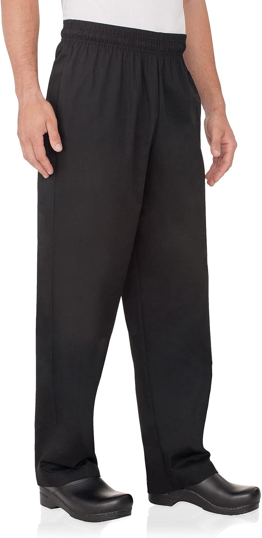 Chef Works Men's Regular Ranking TOP3 discount Essential Baggy Pants