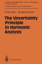 The Uncertainty Principle in Harmonic Analysis