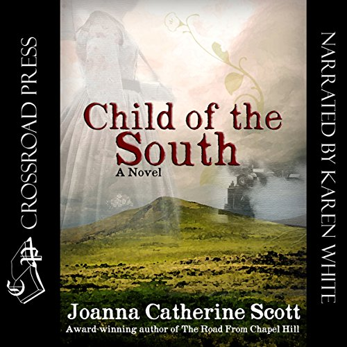Child of the South audiobook cover art