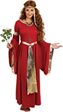 Fun Shack Womens Tudor Costumes Adults Historical Queen Dress Princess Outfits
