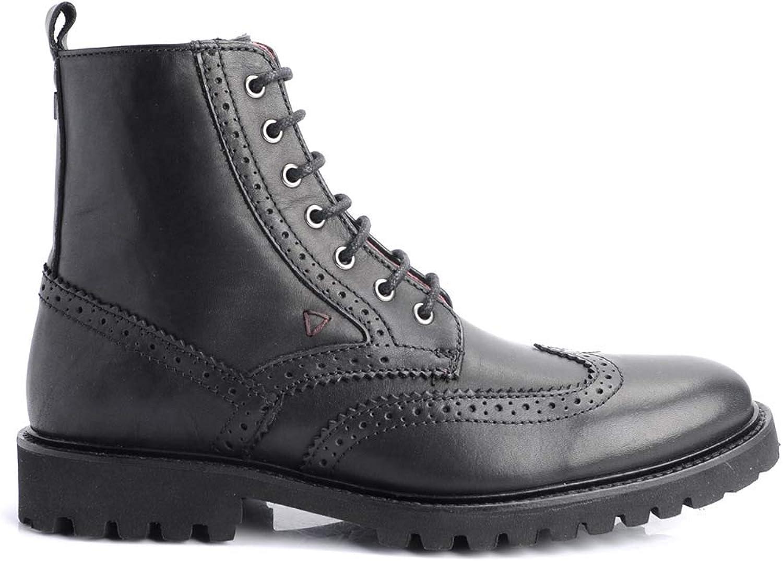 Antar FMTRM4LE10 Ankle Boot män män män BLAKT 40  handla på nätet