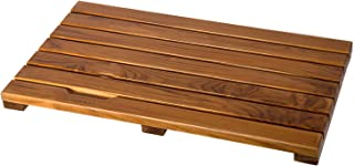 outdoor teak mat