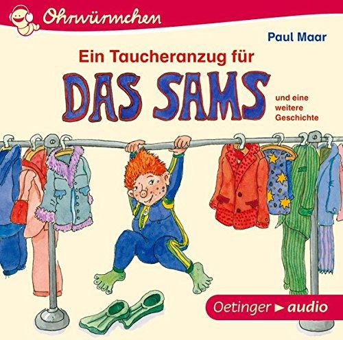 Ein Taucheranzug für das Sams: und eine weitere Geschichte: OHRWÜRMCHEN-Hörbuch