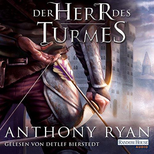 Der Herr des Turmes (Rabenschatten 2) audiobook cover art