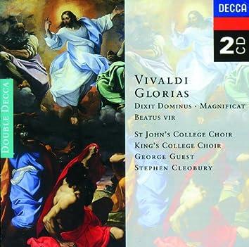 Vivaldi: Glorias, etc.