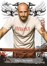 2010 Leaf MMA #13 Greg Jackson (Mixed Martial Arts) UFC MMA Card NM-MT