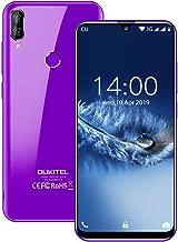 OUKITEL C16 Unlocked Cell Phone Android 9.0 Dual Nano SIM 3G Unlocked Smartphone 5.71