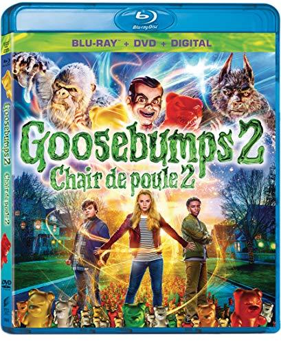 Goosebumps 2 [Blu-ray + DVD + Digital HD]