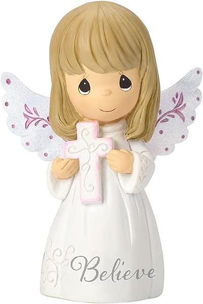 Precious Moments 162406 Believe Resin Mini Figurine
