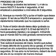 HR-Multi-3-Mando-DE-Garaje-Compatible-Nueva-Castilla-Neo-GO-Mini-GO