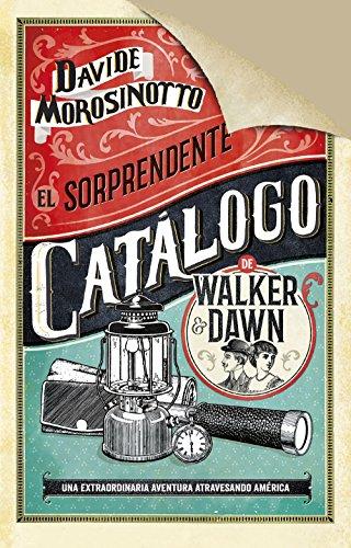 El sorprendente catálogo de Walker & Dawn (La Isla del Tiempo Plus)