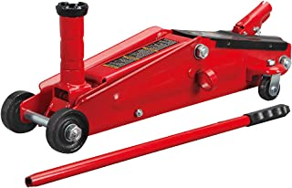 Torin T83006 Big Red Hydraulic Trolley Floor Jack: SUV / Extended Height, 3 Ton (6,000 lb) Capacity
