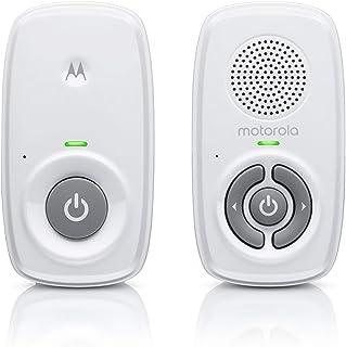 Motorola Baby MBP21 - Vigilabebés de audio (300 metros de a