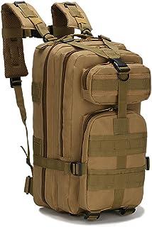 25L Mochila Táctica Militar Impermeable para Excursionismo Montañismo Senderismo y Viaje al Aire Libre Macuto Militar y Deportiva