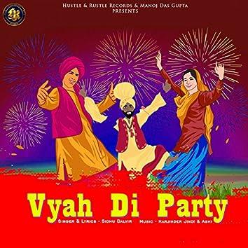 Vyah Di Party